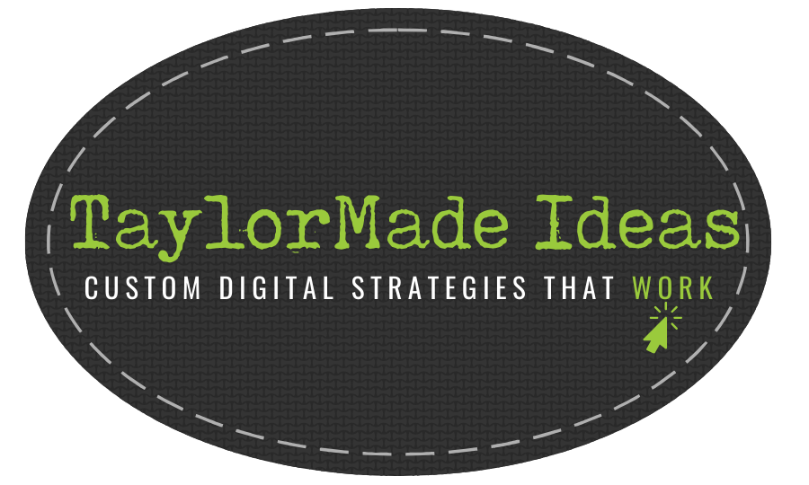 Taylormade Ideas Small Business Website Design, Branding, Marketing and Public Relations